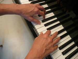 bonne posture des mains pour le piano